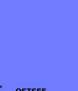 Insel Usedom Karte Ostsee.Insel Usedom Landkarte Der Ostsee Insel